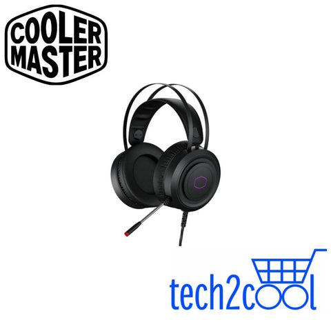Cooler Master CH321 Over-Ear RGB USB-A Wired Gaming Headset