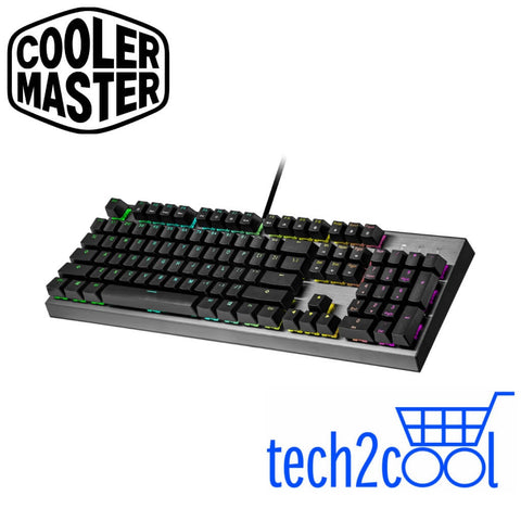 Cooler Master CK350 Brown Switch RGB Wired Mechanical Gaming Keyboard