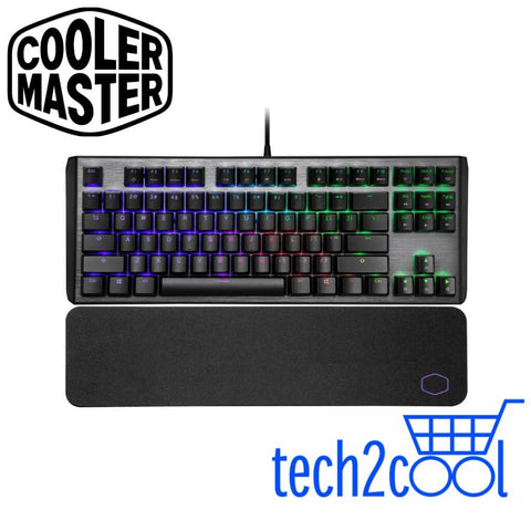 Cooler Master CK530 V2 TKL Brown Switch Wired Mechanical Gaming Keyboard