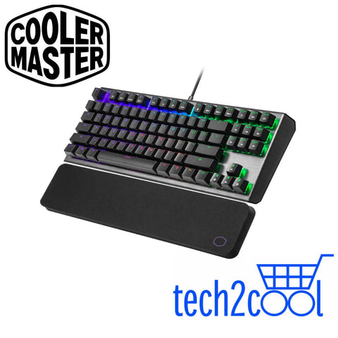 Cooler Master CK530 V2 TKL Red Switch Wired Mechanical Gaming Keyboard