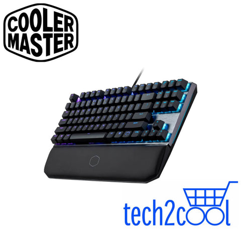 Cooler Master MK730 Cherry MX Blue Mechanical Gaming Keyboard
