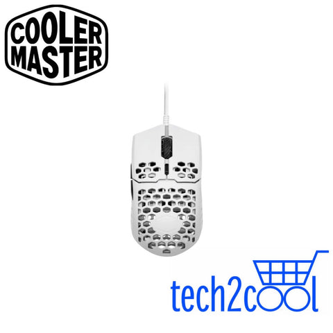 Cooler Master MM710 White Ultralight Wired Gaming Mouse