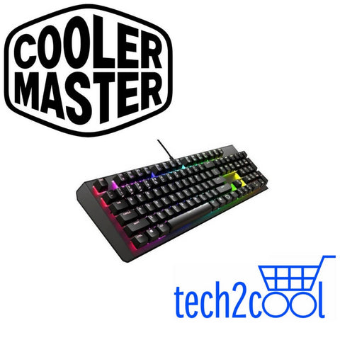 Cooler Master CK550 RGB Gateron Blue Mechanical Gaming Keyboard