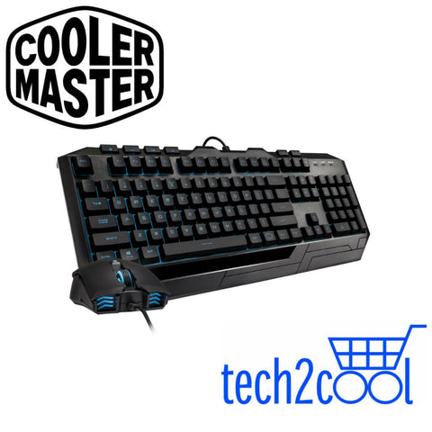 Cooler Master Devastator 3 Plus 7 Color LED Gaming Keyboard/Mouse Combo