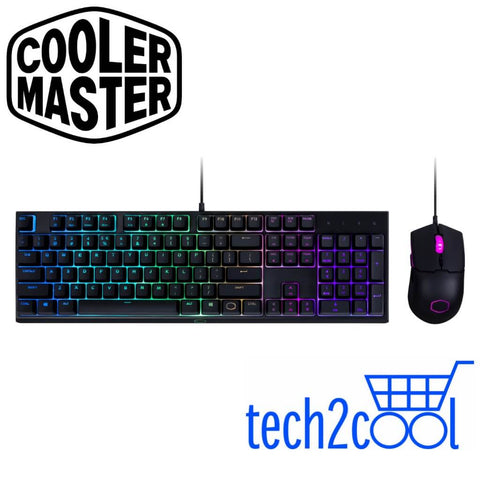 Cooler Master MS110 Gaming RGB Keyboard/Mouse Combo