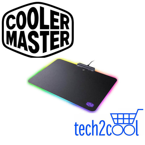 Cooler Master MasterAccessory MP720 RGB Hard Gaming Mousepad