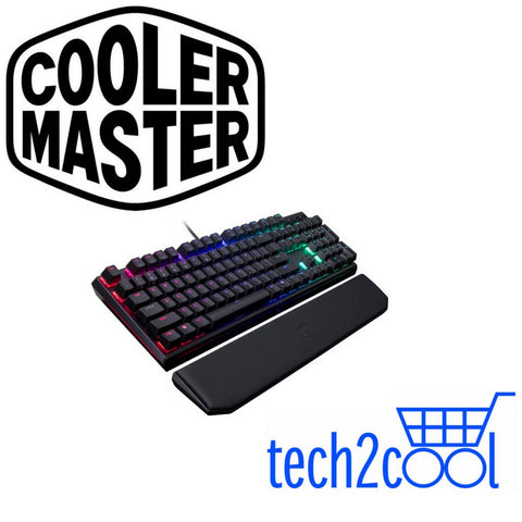 Cooler Master Masterkeys MK750 RGB Cherry MX Red Mechanical Gaming Keyboard