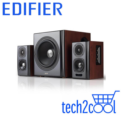 Edifier S350DB 2.1 Bluetooth Speaker With Titanium Dome Tweeters