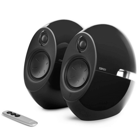Edifier E25HD Black Luna HD Bluetooth Speakers