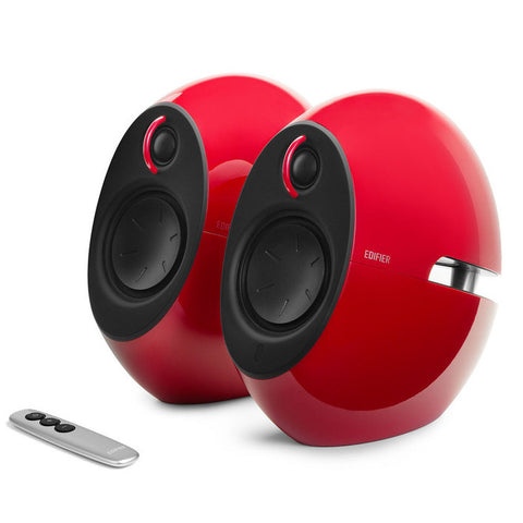 Edifier E25HD Red Luna HD Bluetooth Speakers