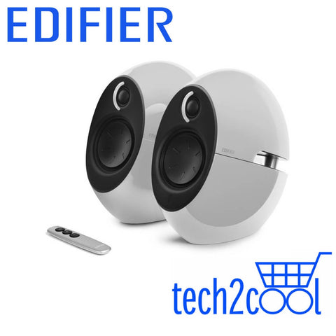 Edifier E25HD White Luna HD Bluetooth Speakers