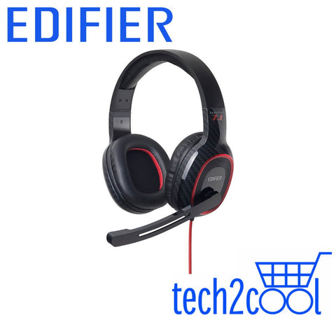 Edifier G20 Black 7.1 Surround Sound Gaming Headphones