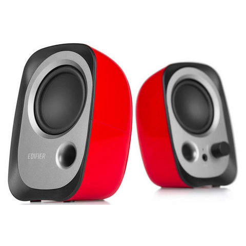 Edifier R12U Red USB Powered Speakers