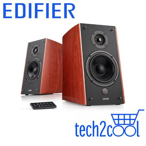 Edifier R2000DB Brown Bluetooth Bookshelf Speakers