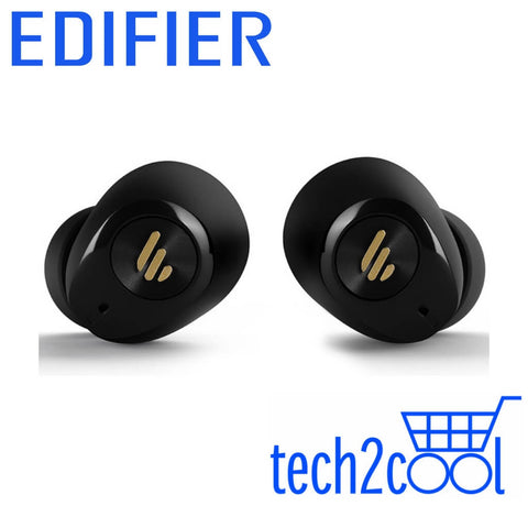 Edifier TWS2 Black Wireless Bluetooth Earbuds