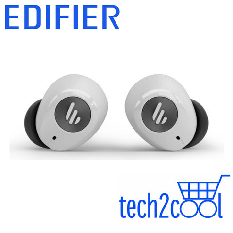 Edifier TWS2 White Wireless Bluetooth Earbuds