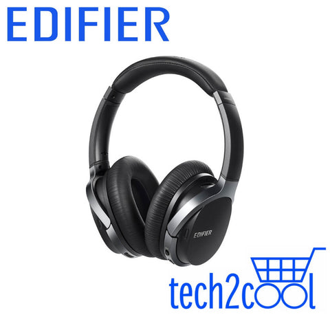 Edifier W860NB Black Active Noise Cancelling Bluetooth Headphones