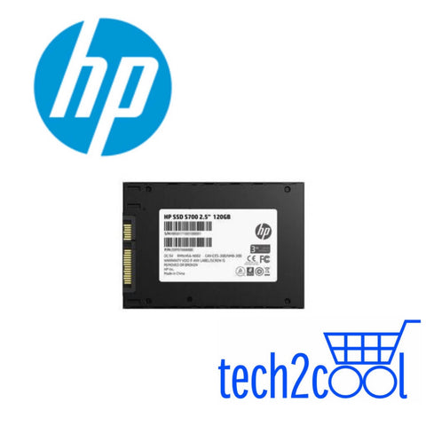 HP S700 120 GB 2.5-In SSD