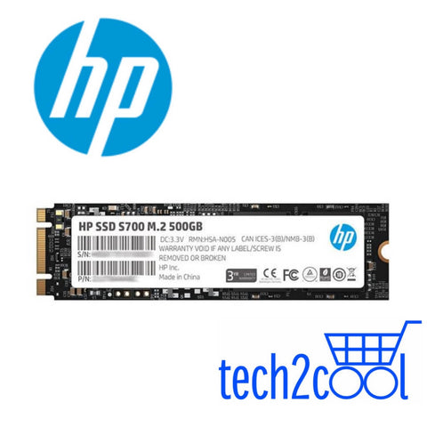 HP S700 M.2 Mainstream 500 GB SSD