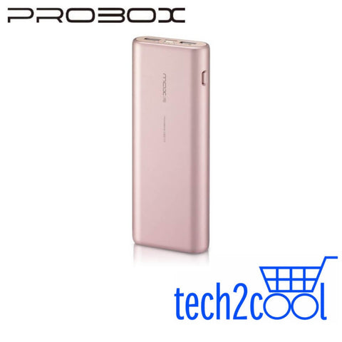 Hotway Probox Max Pro Series 20100mAh Rose Gold Power Bank