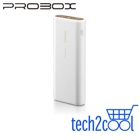 Hotway Probox Max Pro Series 20100mAh White Power Bank