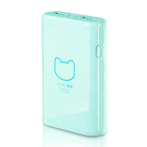 Hotway Probox Nekomonogatari 7800mAh Pearl Blue Power Bank
