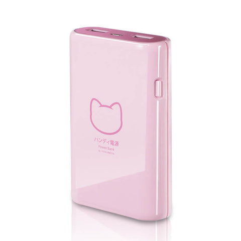 Hotway Probox Nekomonogatari 7800mAh Pearl Pink Power Bank