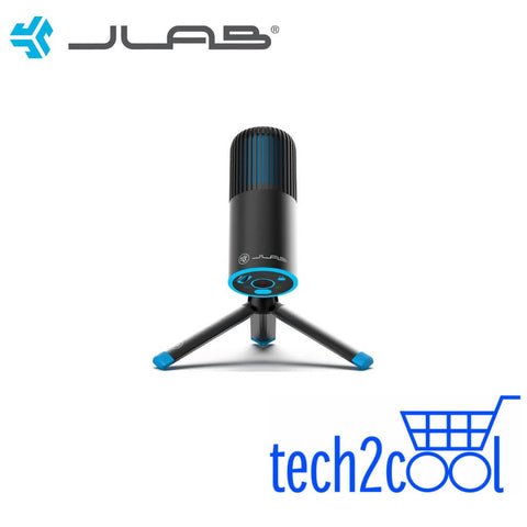 JLab Talk Go Black USB Microphone