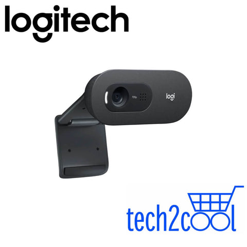 Logitech C505 HD 720p Webcam with Long Range Mic