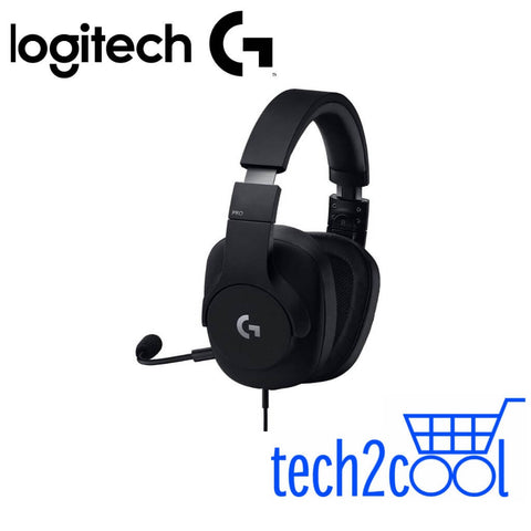 Logitech G Pro Wired 2nd Gen Black Gaming Headset