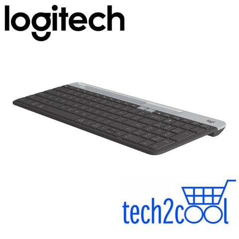 Logitech K580 Graphite Slim Multi-Device Keyboard