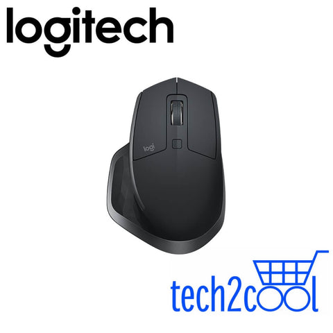 Logitech MX Master 2S Graphite Wireless Mouse