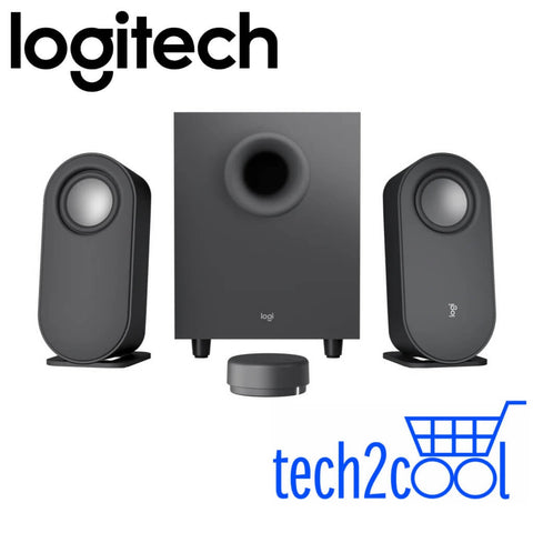 Logitech Z407 Bluetooth 2.1 Speaker with Subwoofer and Wireless Control