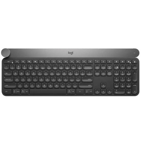 Logitech Craft Wireless Advanced Keyboard with Creative Input Dial