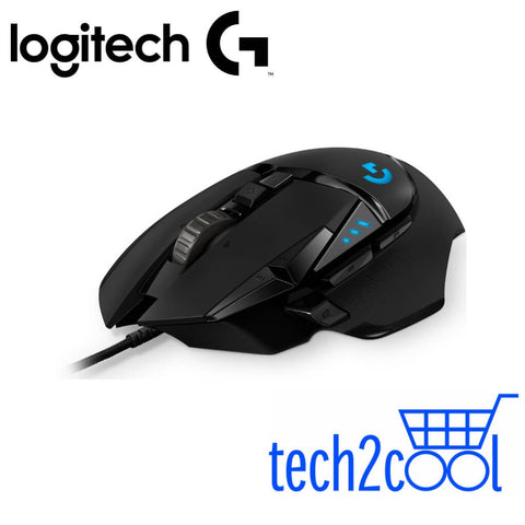 Logitech G502 Hero High Performance Wired Gaming Mouse