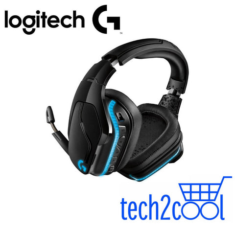 Logitech G933S 7.1 Surround Sound Lightsync Gaming Headset