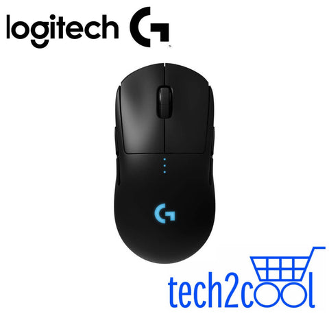 Logitech G Pro Hero Lightspeed Wireless Gaming Mouse