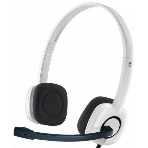 Logitech H150 Cloud White Stereo Headset