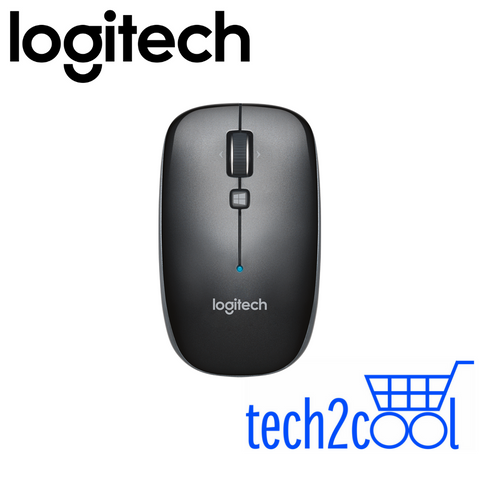 Logitech M557 Dark Grey Bluetooth Mouse