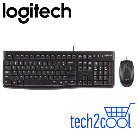 Logitech MK120 Wired Desktop