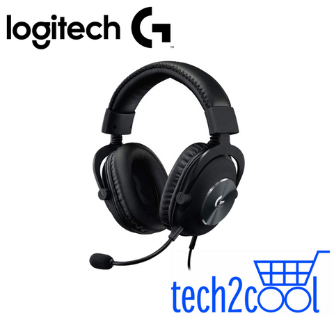 Logitech Pro X Wired Gaming Headset with Blue Vo!ce