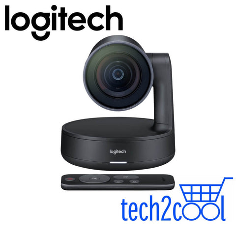 Logitech Rally Ultra HD PTZ Conference Camera