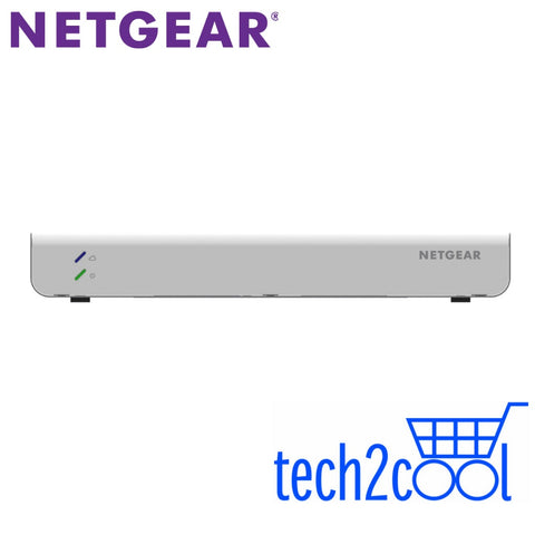 Netgear GC110 8-Port Insight Managed Gigabit Ethernet Smart Cloud Switch with 2 SFP Fiber Ports