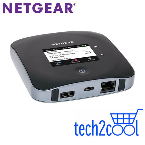 Netgear MR2100 NightHawk M2 Gigabit 4G LTE Mobile WiFi Router