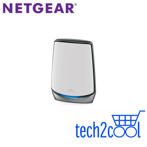 Netgear Orbi RBS850 AX6000 Tri-Band WiFi 6 Add-On Satellite
