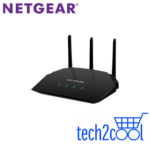 Netgear R6350 AC1750 Gigabit Dual Band WiFi Router