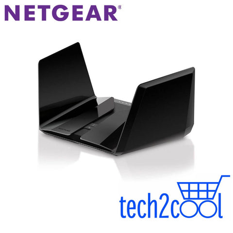 Netgear Nighthawk RAX200 AX11000 Tri-Band WiFi 6 Router