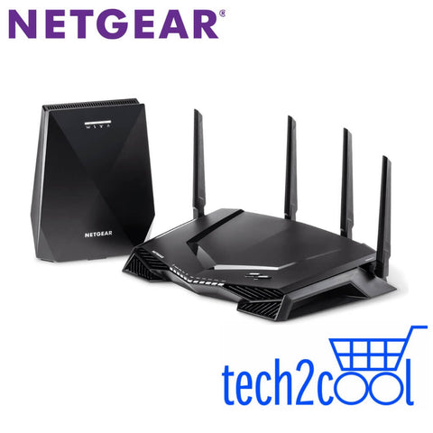 Netgear Nighthawk XRM570 Nighthawk Dual Band Gaming Router and Mesh System with DumaOS