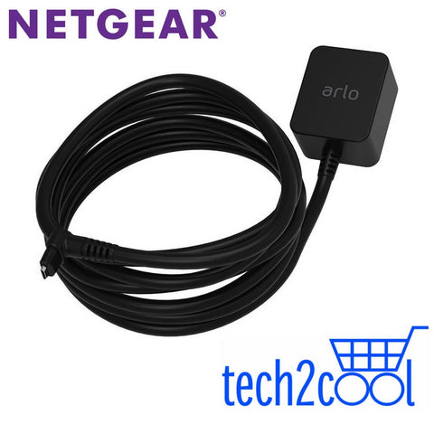 Netgear Arlo VMA4900 Outdoor Power Adapter for Arlo Pro, Arlo Pro 2 and Arlo Go