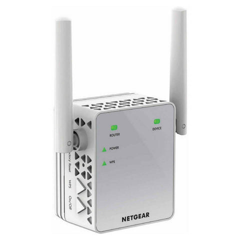 Netgear EX3700 AC750 1-Port Essentials Edition WiFi Range Extender